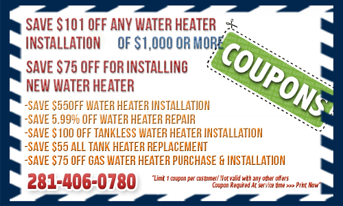 Water Heater Repair Kingwood Tx Fix Broken Appliance